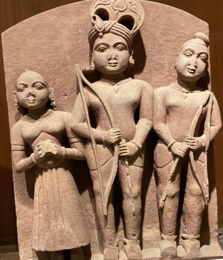 17th Century Ram Laxman Sita
